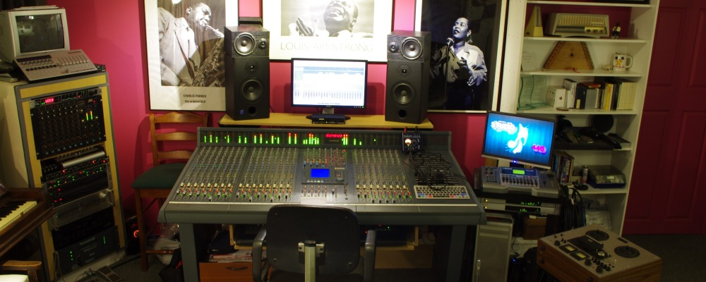 Control Room Console