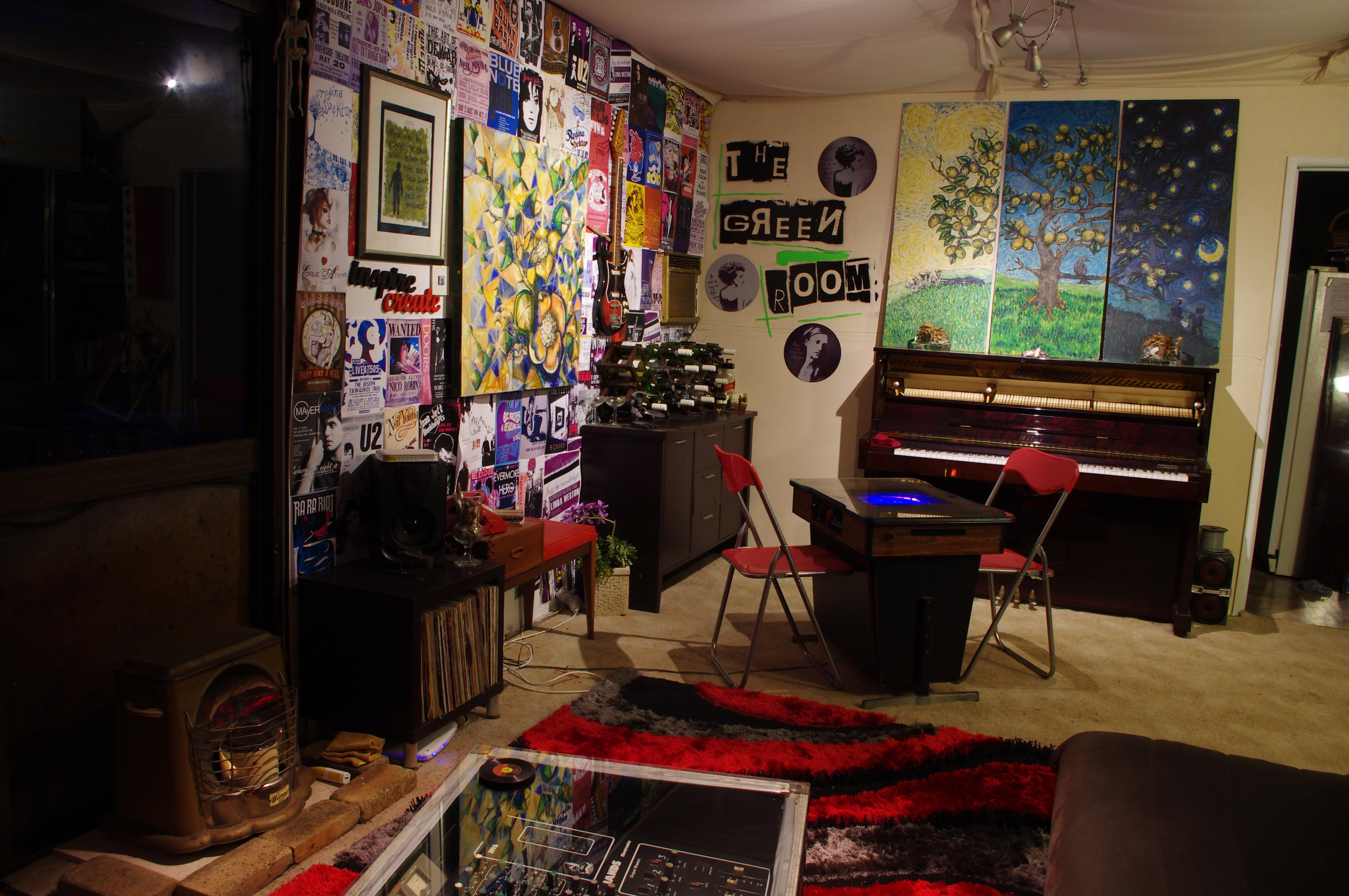 Green Room - 04